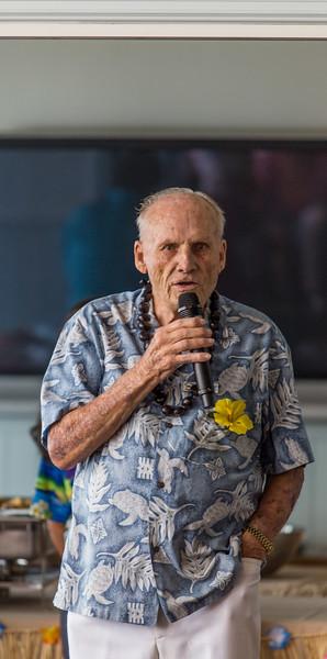 Granddad Morrisset's 90th
