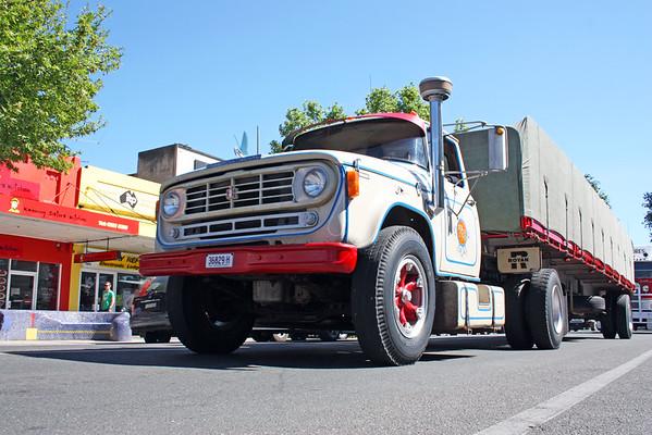 Wagga Truck Show 2012