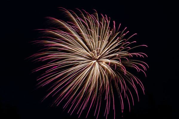 Jason Isaac's Fire In The Sky Fourth of July Fireworks - July 4, 2016