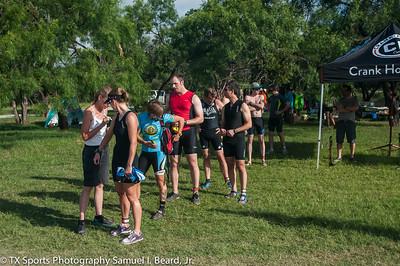 Pre-Race, Swim, and Post-Race