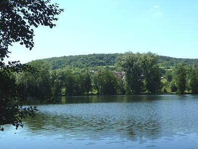 MOSELLE (57) - ANCY / Étang du Saussaie