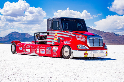 Joint Venture - World's Fastest Modified Diesel Truck