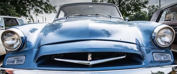 Vintage Car Show June 2015