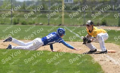 West Marshall Vs Newell-Fonda Baseball