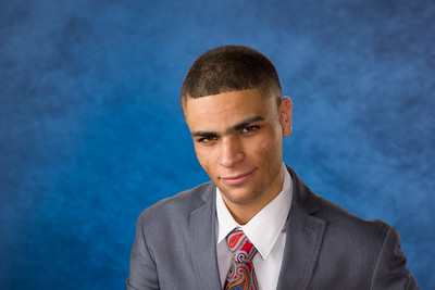 Forrest Jones Senior Portraits