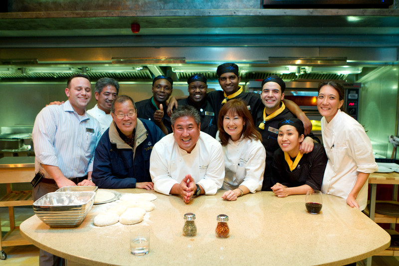 Mediterranean 2012 - Connoisseurs' Cruise with Chef Alan Wong