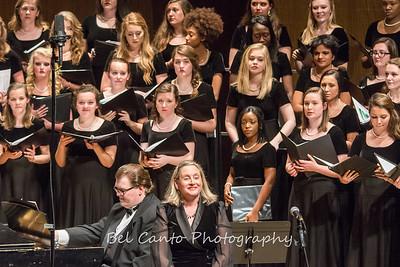UK Women's Choir/Men's Chorus Spring Concert 2016