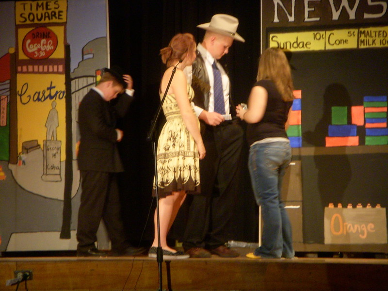 2009 Guys and Dolls