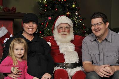 Santa Photos - Sunday Afternoon 12:15pm to 3:15pm