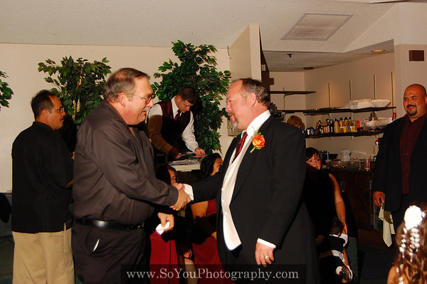 2010, Jay Ross and Vickie Jelley Wedding