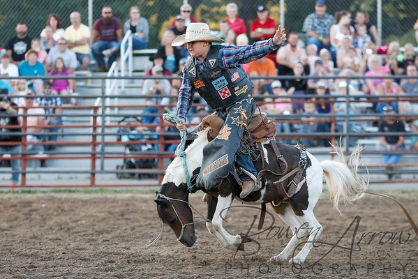 2016 Stueben County Fair Rodeo