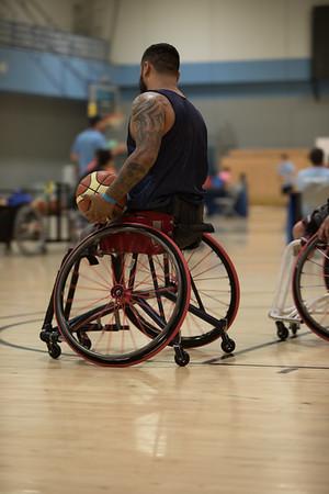Wheelchair Basketball 3 on 3 Favorites