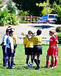 2011 Mustang Soccer - Team Strykers - Game 5 - Diablo Vista Park