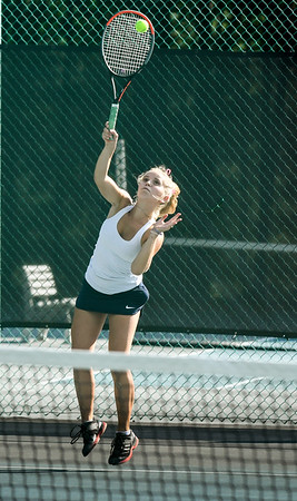 Girls Varsity Tennis vs. Carolina Day School