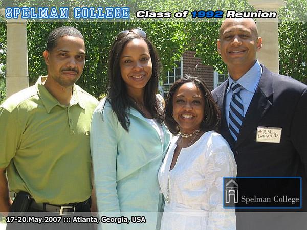 Spelman Class of 1992 Reunion Weekend Pics ::: ATL, GA [May.17-20.2007]