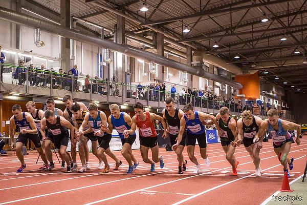 International Combined Events Tallin 2019, Day 2, Heptathlon