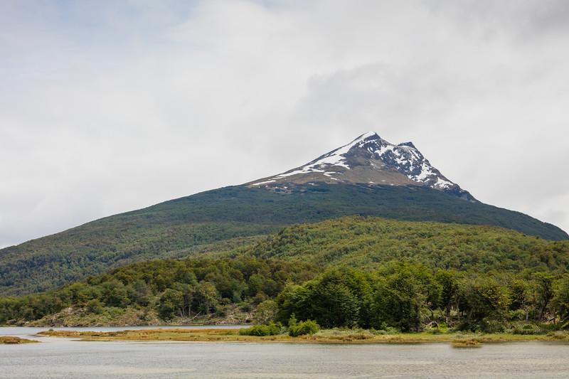Condor Mountain - Tierra del Fuego NP, Argentina
