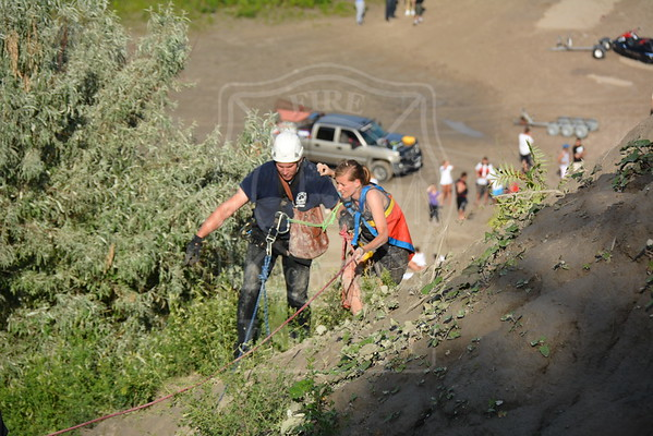 July 19, 2015 - Bluffs Rescue - Cecil Crescent
