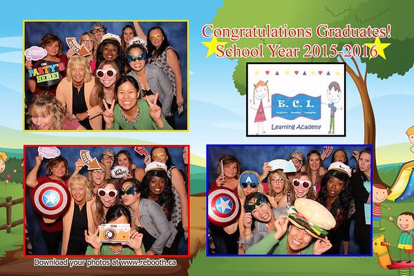 ECI Pre-school Graduation 2016