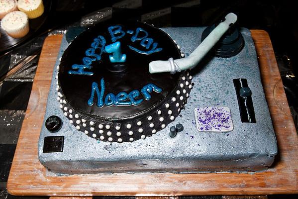 Naeem Gleason 1st Birthday Party (10/28/11)