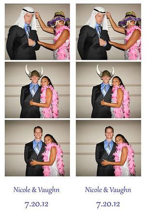 7.20.12 Nicole & Vaughn