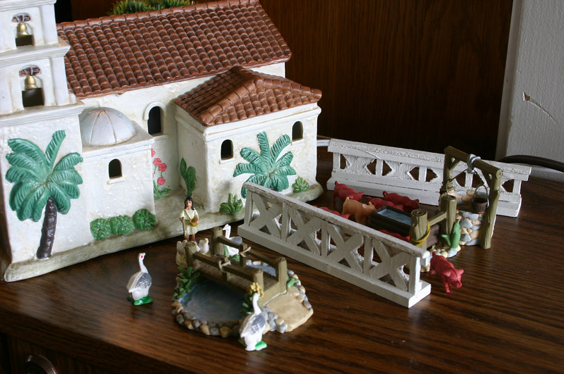 village (mission)