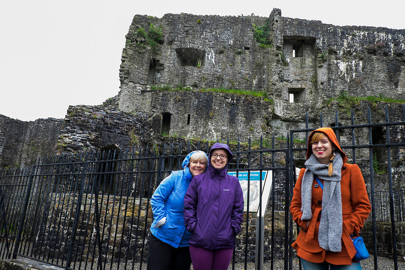 Ballymote castle.