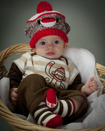 Mason 4 months