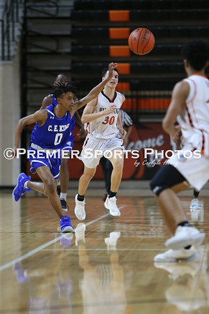 Boys 9A Basketball - La Porte vs CE King 2/18/2020