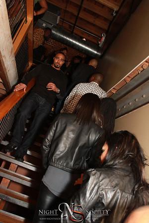 1st Fridays at Exo Lounge 12-03-10