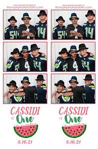 5/16/21 - Cassidi's Party