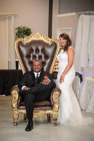 Lavene & James Wedding 073017