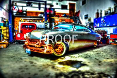 Butchs 51 Ford LED SLED