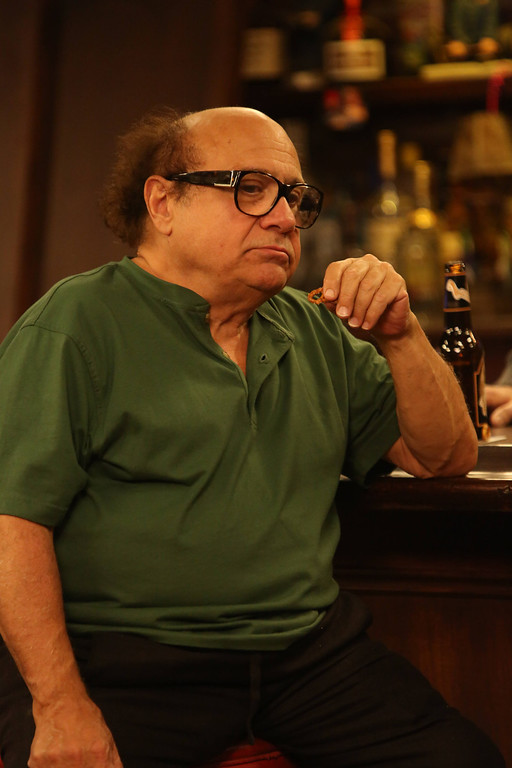 . IT\'S ALWAYS SUNNY IN PHILADELPHIA The Gang Broke Dee - Episode 1 (Season Premiere - Wednesday, September 4, 10:00 pm e/p) -- Pictured: Danny DeVito as Frank Reynolds -- CR: Patrick McElhenney/FX