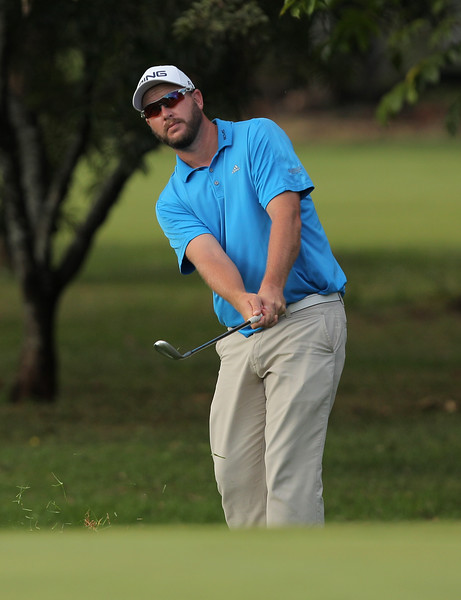 2018 Old Mutual Zimbabwe Open: Day 1