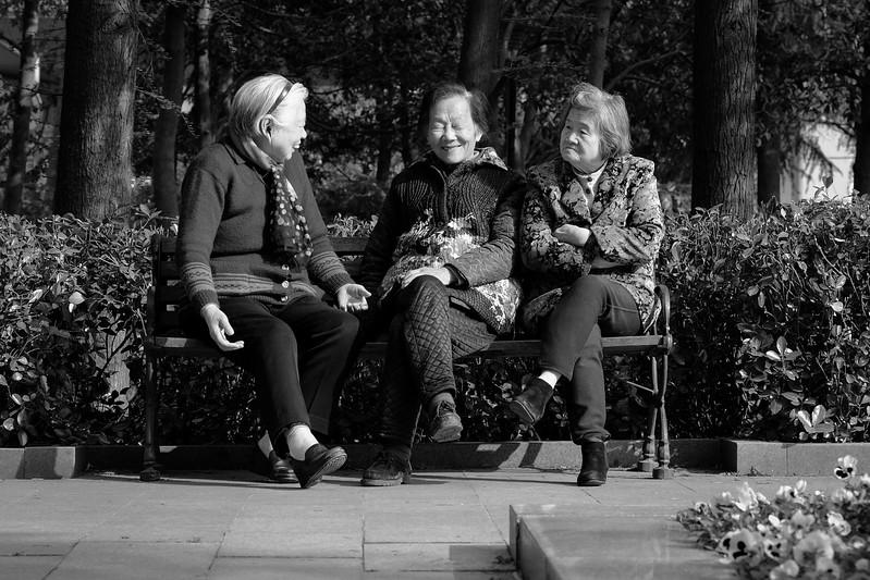 Ladies, Shanghai