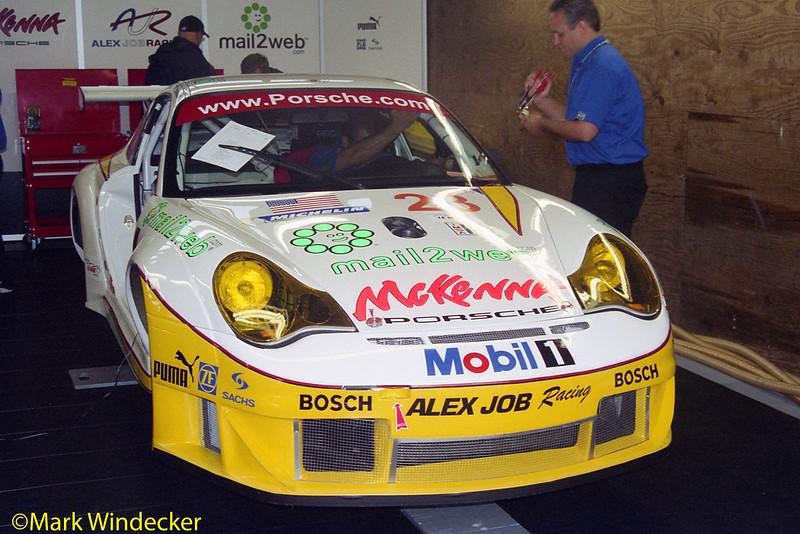 Alex Job Racing