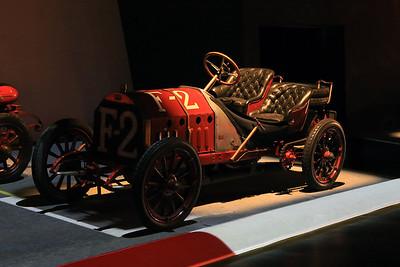 Museo Nazionale dell'Automobile - Turin, Italy