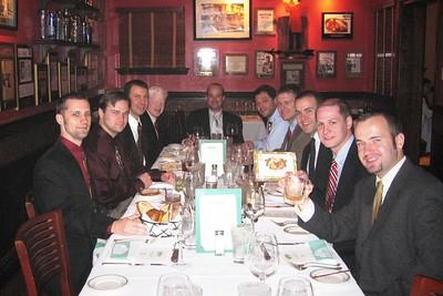 Owen's Bachelor Party - April 15, 2004