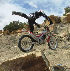 NMTA Trials Event and Trailride at Gallup OHV Park  April 5-6, 2014