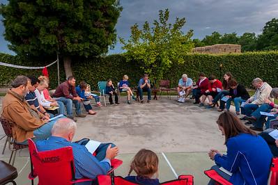 Leadership Retreat Friday 5-22-2015