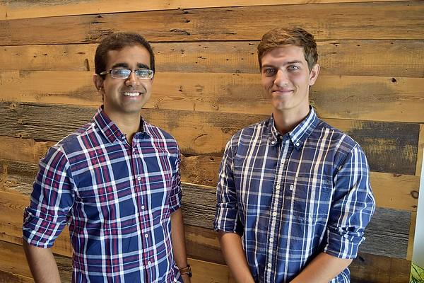 2019 6-10 Divy Shrivastava and Trevor Pennypacker, Paladin Drones