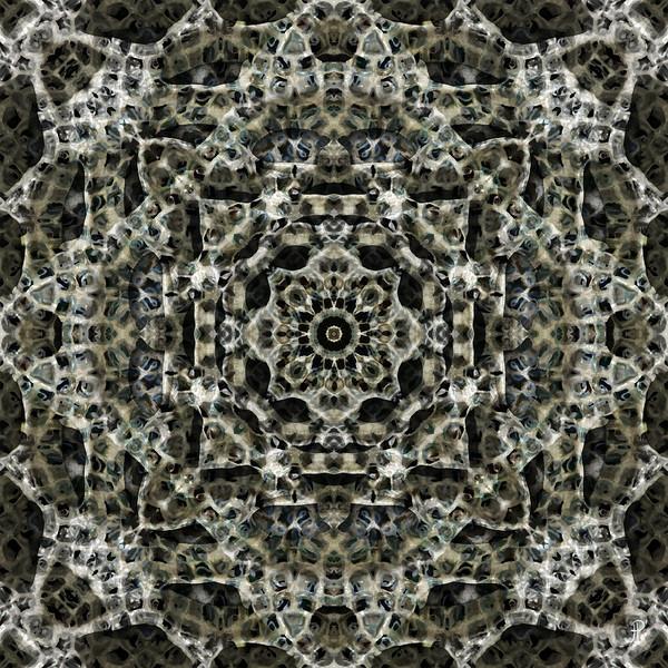 White Metal Web #17