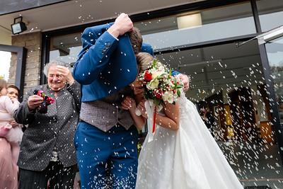 Giulia and Adam - Wedding