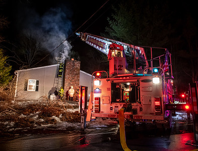 Andover, MA 2nd Alarm - 178 Jenkins Rd - 3/10/21