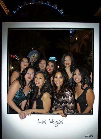 girls las vegas 2014