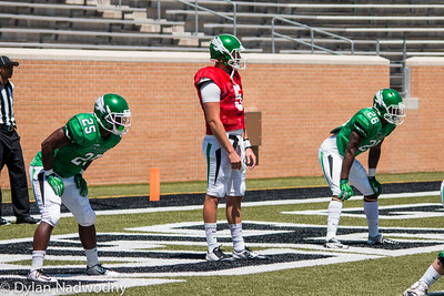 North Texas Spring Game