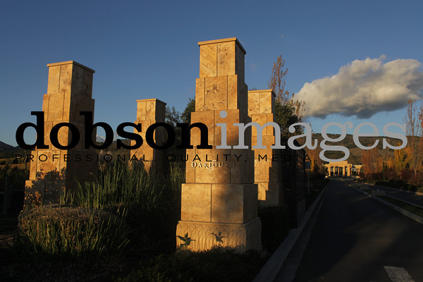DARIQUSH WINERY NAPA CALIFORNIA