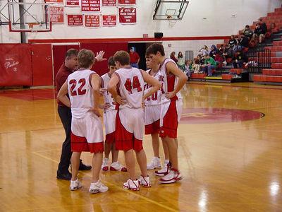 Boys JV Basketball - 1/20/2006 Chippewa Hills