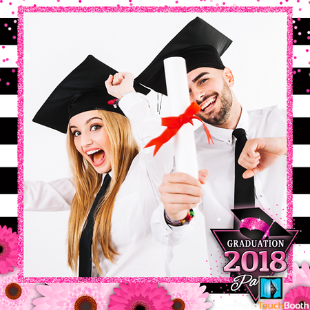 Glitzy Graduation